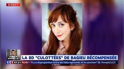 """La BD """"Culottées"""" de Bagieu récompensée"""