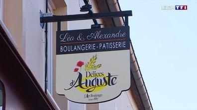 La belle réussite d'un couple de jeunes boulangers en Normandie