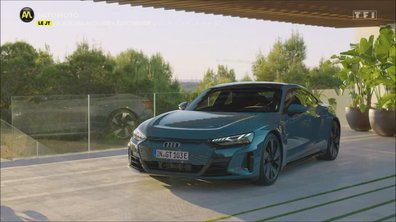 VIDEO - La berline Audi 100% électrique !