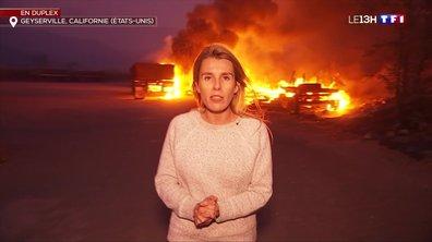 La Californie ravagée par les flammes
