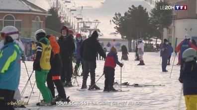 La Chine se met au ski