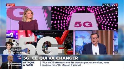 La Chronique éco : 5G, ce qui va changer