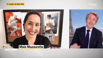 La chronique sexo de Maïa Mazaurette : le guide de survie sexuelle de l'après-pandémie
