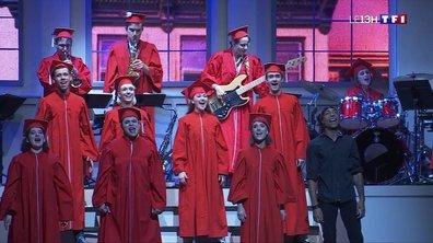 """La comédie musicale """"Fame"""" au Casino de Paris"""
