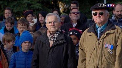 La commémoration de l'Armistice, un devoir de mémoire pour la commune de Labaroche