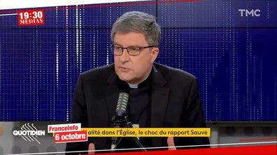"""La confession """"plus forte"""" que les lois de la République : Gérald Darmanin convoque Monseigneur Éric de Moulins-Beaufort"""