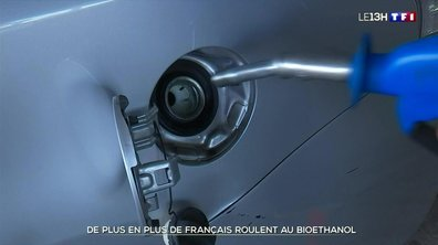 La conversion des voitures à l'éthanol fait de plus en plus d'adeptes
