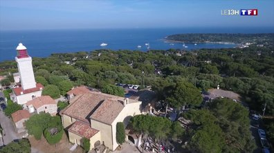 La Côte d'Azur en hiver (3/4) : le plateau de la Garoupe, le jardin secret du cap d'Antibes