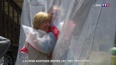 """La crise sanitaire inspire les """"Géo Trouvetou"""""""