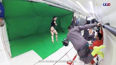 La danseuse Jeanne Morel met son art au service de la science