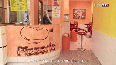 La détresse des petites entreprises italiennes