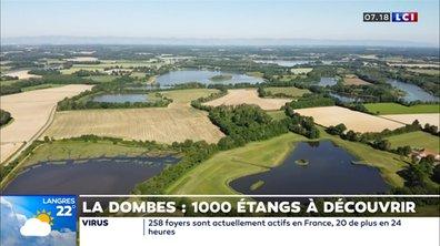 La Dombes : 1 000 étangs à découvrir
