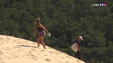 La dune du Pilat rouvre au public
