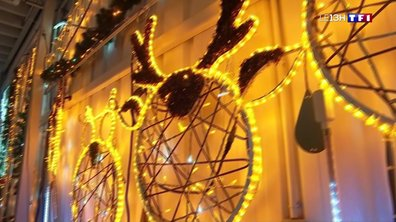 La fabrique des illuminations de Noël tourne à plein régime