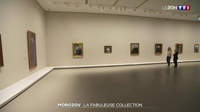 La fabuleuse collection Morozov