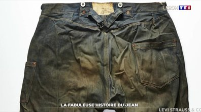 La fabuleuse histoire du jean