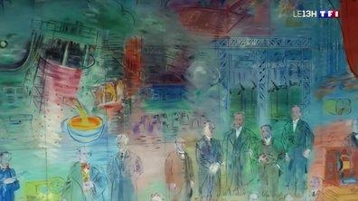 La Fée Électricité de Raoul Dufy restaurée