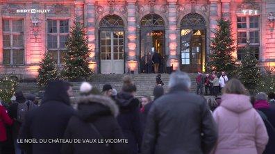 La féerie de Noël au château de Vaux-le-Vicomte