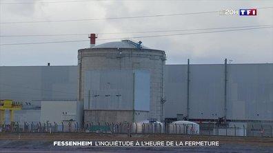La fermeture de la centrale nucléaire de Fessenheim suscite l'inquiétude