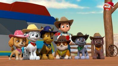 La fête des cowboys - Paw Patrol, la Pat'Patrouille