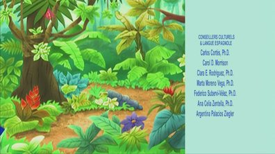 La flûte de Pablo - Dora l'exploratrice