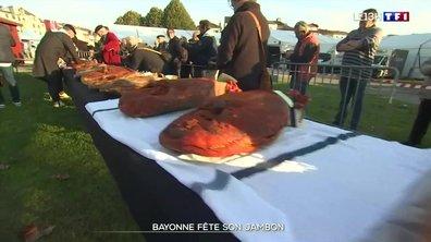 La Foire au jambon de retour à Bayonne