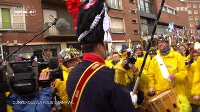 La folie du carnaval de Dunkerque