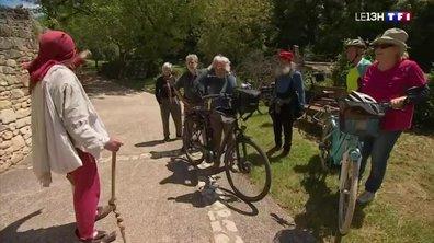 La France à bicyclette : en roue libre dans le Lot-et-Garonne