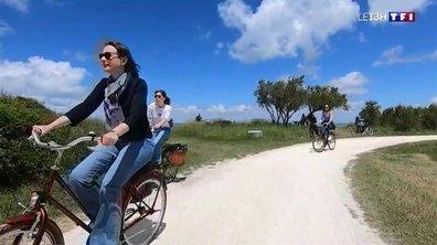 La France à bicyclette : la Charente de Saintes à l'Île d'Aix