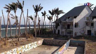 """""""La France défigurée"""" : un hôtel abandonné à l'entrée de l'une des plus belles plages de La Réunion"""