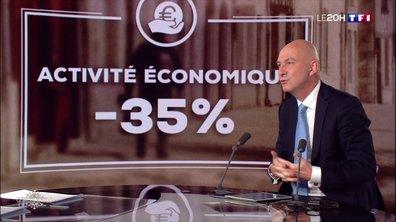 La France en récession : que signifient six points de PIB en moins ?