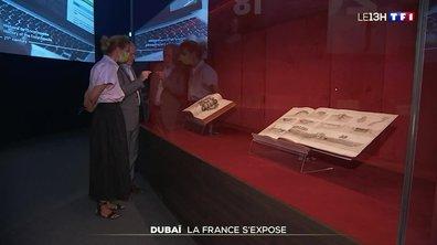 La France s'expose à Dubaï