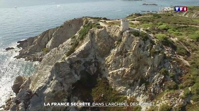"""""""La France secrète"""" : à la découverte de l'archipel des Embiez"""