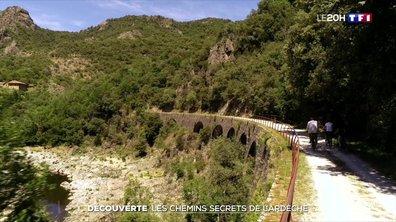 La France secrète : à la découverte de l'Ardèche à bicyclette