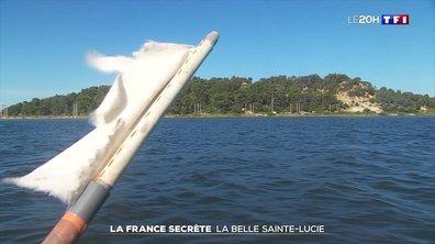 La France secrète : à la découverte de l'île de Sainte-Lucie