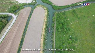 """""""La France secrète"""" : à la découverte du labyrinthe du marais audomarois"""