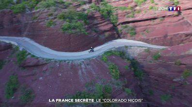 """La France secrète à moins de 100 km de chez vous : le """"Colorado niçois"""""""