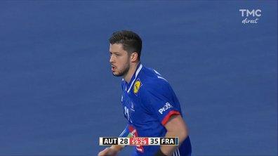 Mondial handball - Autriche / France : les derniers instants en vidéo