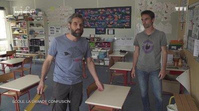 La grande confusion pour le retour à l'école