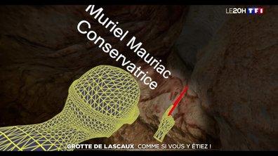 La grotte de Lascaux en réalité virtuelle : visite en avant-première