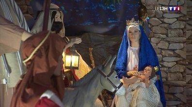 La magie de Noël s'installe dans les crèches d'Aniane