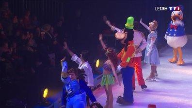 """""""La Magie Éternelle"""", le nouveau spectacle de Disney sur glace"""