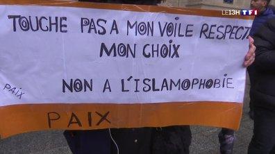 La marche contre l'islamophobie divise