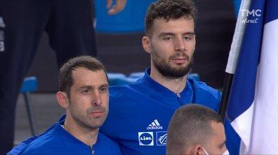 Mondial handball - France / Suède : Voir la Marseillaise en vidéo