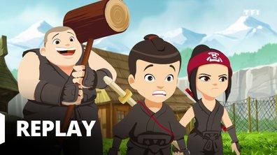 La menace Kawaï - Mini Ninjas
