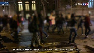 La mobilisation des étudiants marquée par des incidents