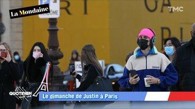 La Mondaine piste Justin Bieber dans tout Paris