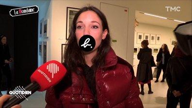 La Mondaine s'invite au vernissage de la Fab. d'agnès b.
