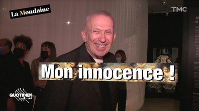 La Mondaine s'invite au vernissage de l'expo Jean Paul Gaultier