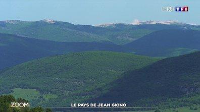 La montagne de Lure, le pays de Jean Giono